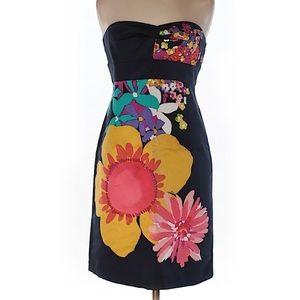 Trina Turk flowered dress, size 6